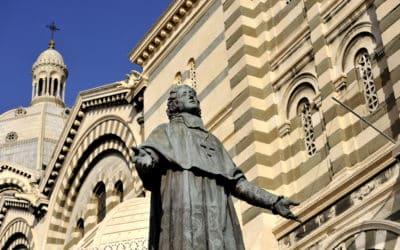 Monseigneur De Belsunce, héros à Marseille pendant l'épisode de peste de 1720 – Sacré Coeur de Jésus