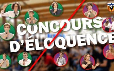 Vidéo Concours d'éloquence édition 2021